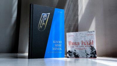 """Tartu ülikooli kammerkoori plaat """"Ilma hääl"""" ja raamat """"Koori sisse minek"""""""
